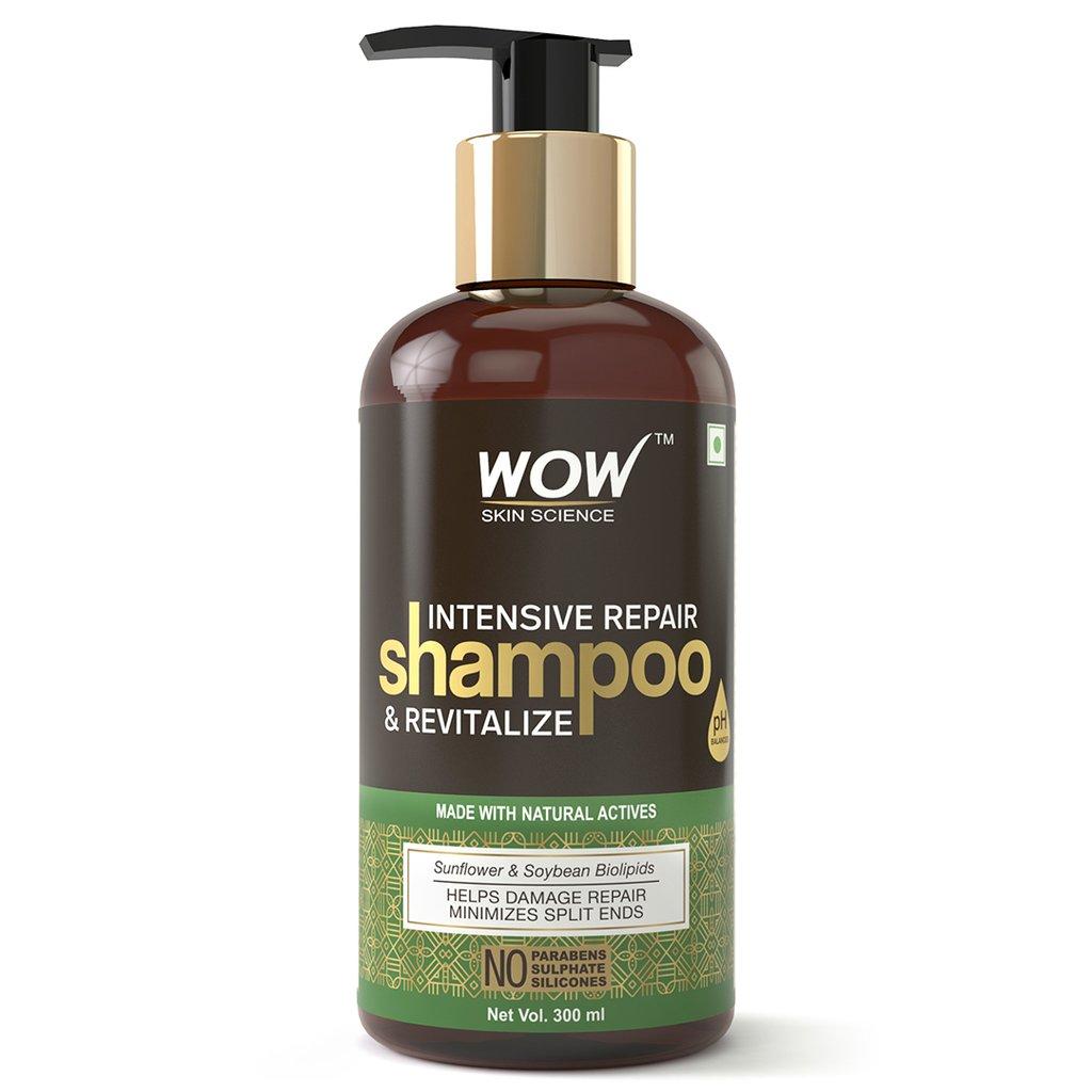 Wow Intensive Repair & Revitalize Shampoo