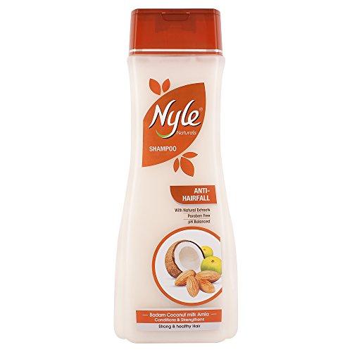 Nyle Anti Hairfall Shampoo White, Coconut