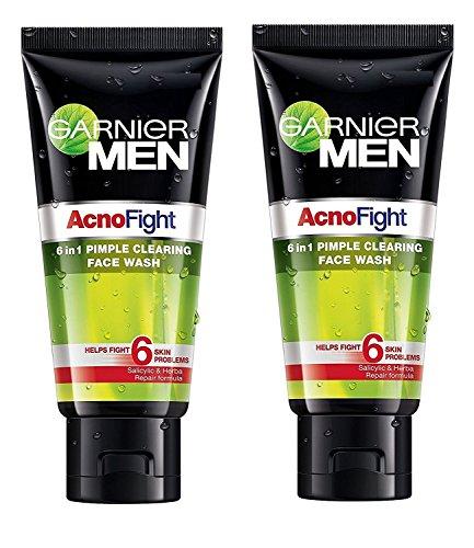 Garnier Acno Fight Face Wash for Men