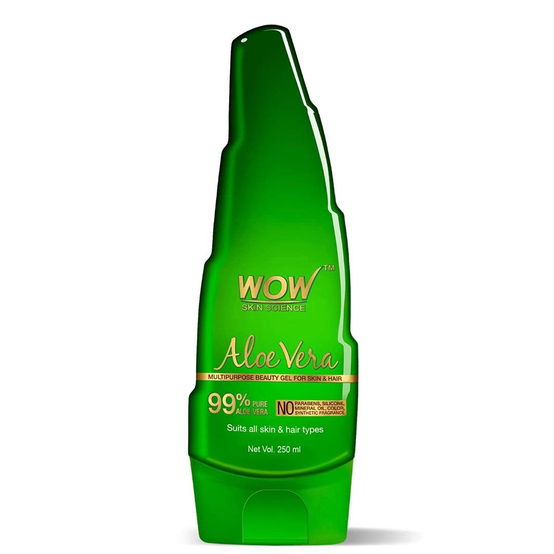 Wow 99% Pure Aloe Vera Gel