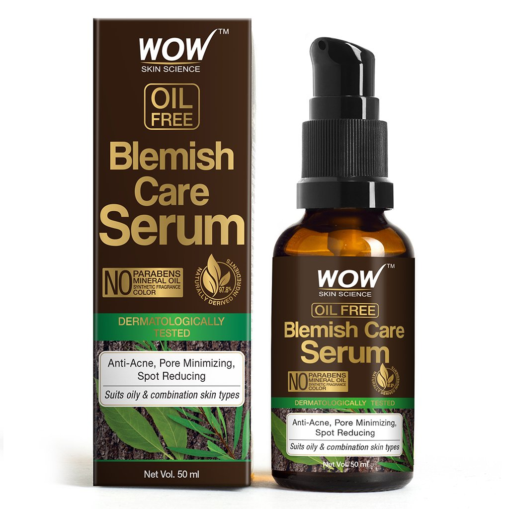 Wow Blemish Care Oil Free Serum