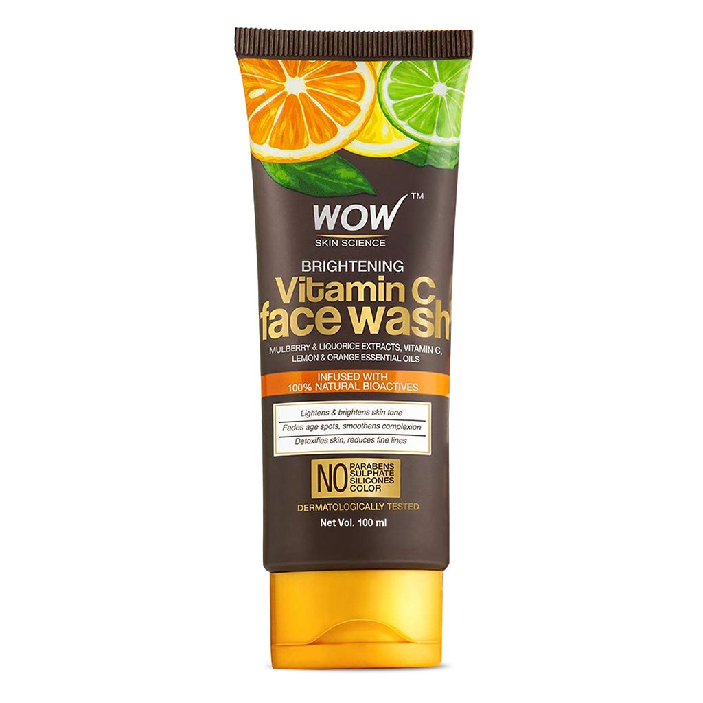Wow Brightening Vitamin C Face Wash