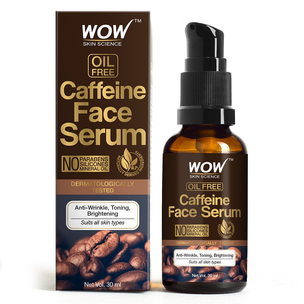 Wow Caffeine Face Serum