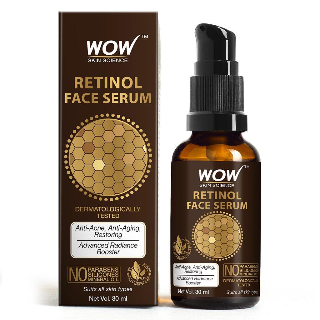 Wow Retinol Face Serum