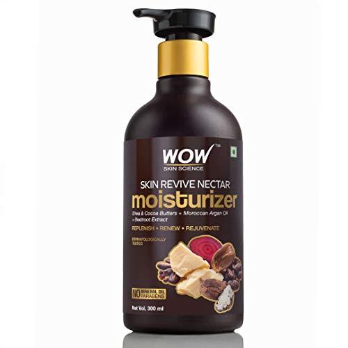 Wow Skin Revive Nectar Moisturiser
