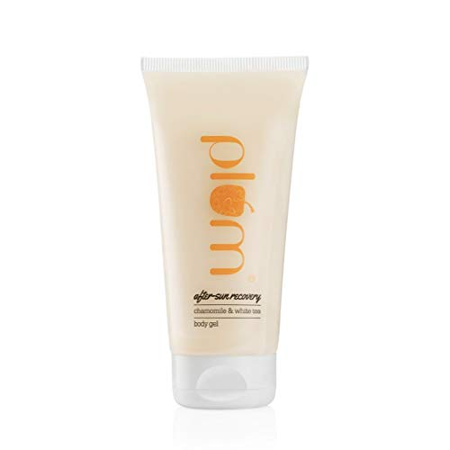 Plum Goodness Chamomile & White Tea After-Sun Recovery Body Gel