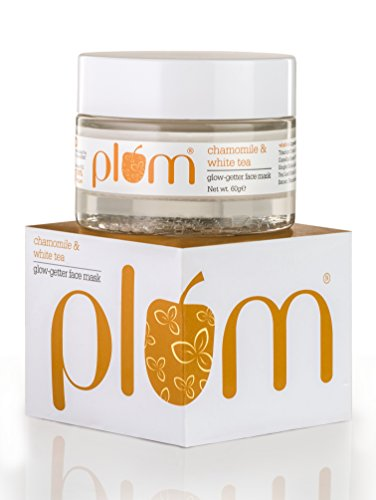 Plum Goodness Chamomile & White Tea Glow-Getter Face Mask