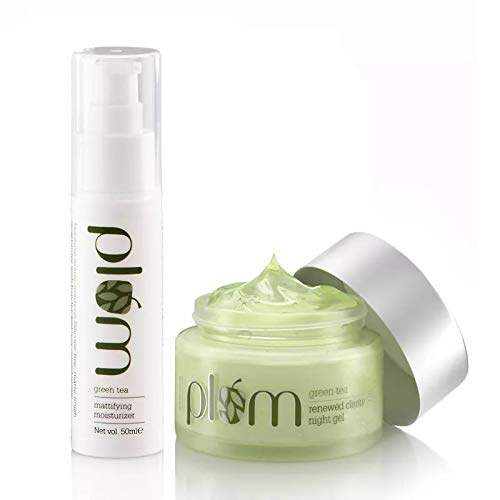 Plum Goodness Day & Night Moisture Duo for Oily Skin