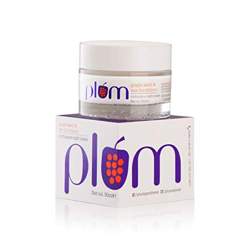 Plum Goodness Grape Seed & Sea Buckthorn Nurturance Night Cream