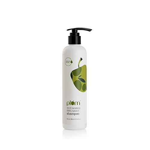Plum Goodness Olive & Macadamia Healthy Hydration Shampoo