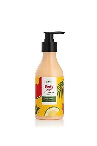 Plum Goodness Plum 100% Vegan BodyLoving Tropical Tango Colada Gel Body Lotion