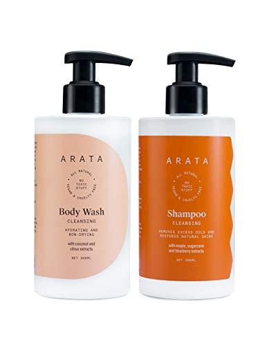 Arata Bath Essentials