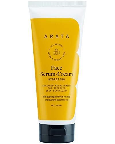 Arata Hydrating Face Serum-Cream
