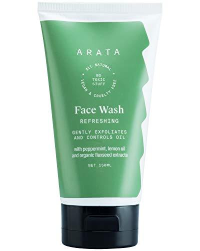 Arata Refreshing Face Wash