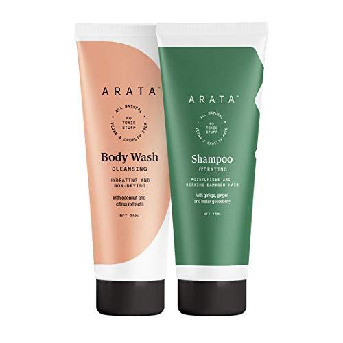 Arata Shower Hydration Combo