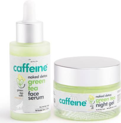 Mcaffeine Green Tea Face Hydration Kit