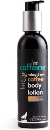 Mcaffeine Naked & Raw Coffee Body Lotion