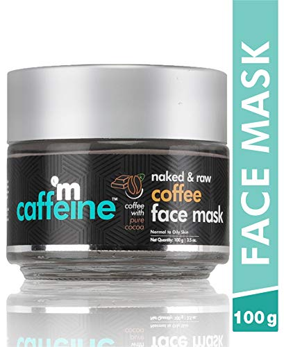 Mcaffeine Naked and Raw Coffee Face Mask with Cocoa