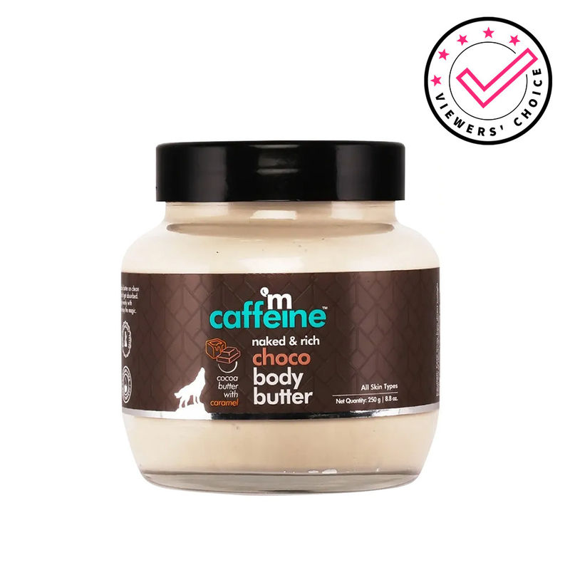 Mcaffeine Naked and Rich Choco Body Butter
