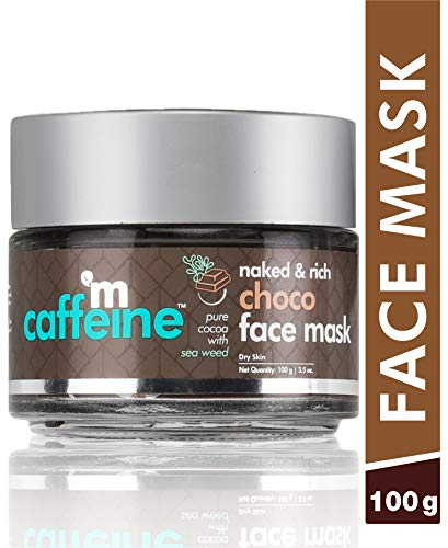 Mcaffeine Naked and Rich Choco Face Mask