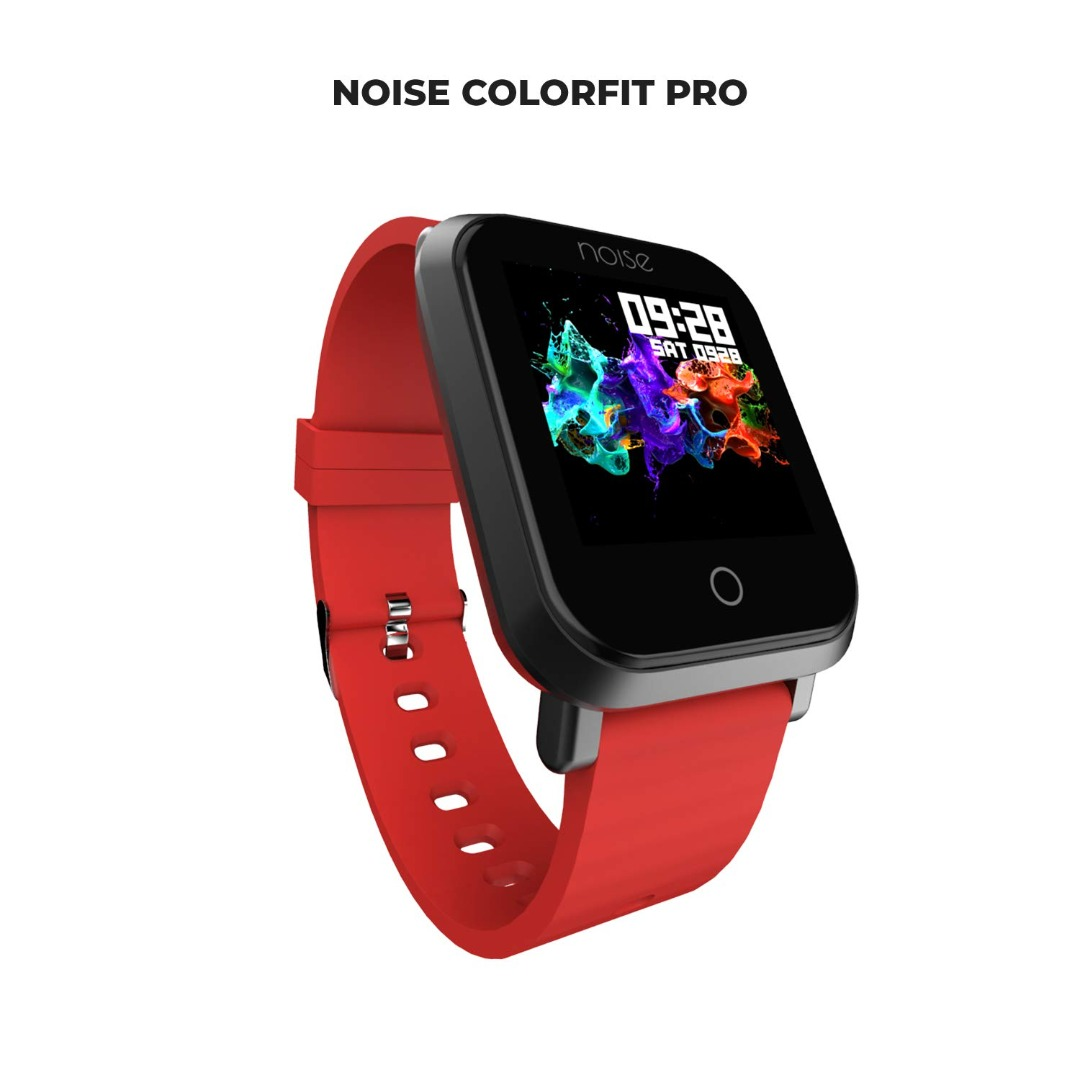Noise Colorfit Pro 2 Full Touch Control Smart Watch (with Cloudbased Watch Faces)