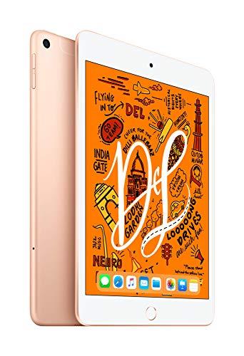 2019 Apple iPad mini with A12 Bionic chip (7.9-inch/20.1 cm, Wi?Fi + Cellular)