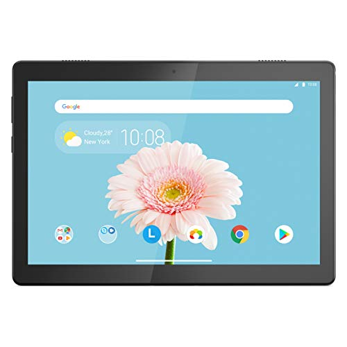 Lenovo Tab M10 HD Tablet (10.1-inch, Wi-Fi + 4G LTE, Volte Calling)