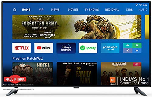 Mi 4X TV 125.7 cm (50 Inches) 4K Ultra HD Android LED TV