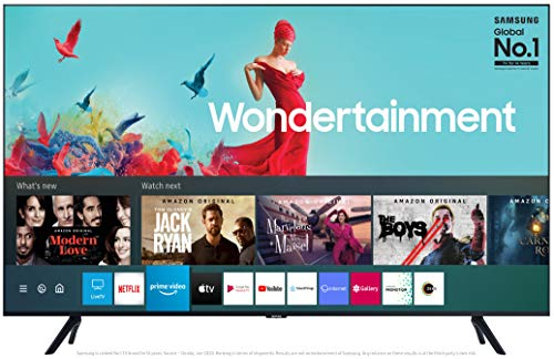 Samsung 108 cm (43 Inches) Ultra HD LED Smart TV