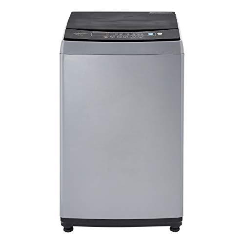 Amazonbasics 8.5 Kg Top Load Washing Machine (Full Metal Body, Led Display)