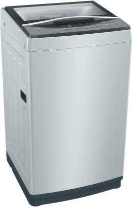 Bosch 6.5 Kg Fully-Automatic Top Loading Washing Machine - Woe654W0In