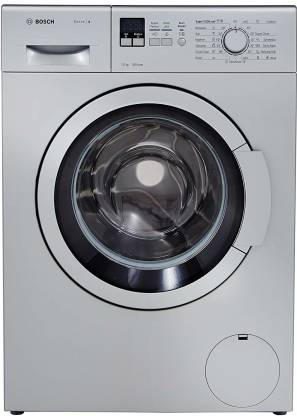 Bosch 7 Kg Fully-Automatic Front Loading Washing Machine (In-Built Heater, Inbuilt Heater) - Wak24168In