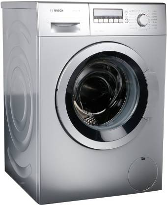 Bosch 7 Kg Fully-Automatic Front Loading Washing Machine (In-Built Heater, Inbuilt Heater) - Wak24268In