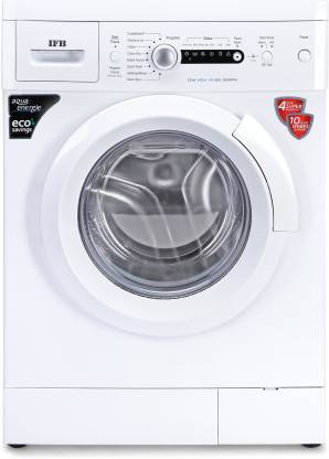 IFB 6 Kg 5 Star Fully-Automatic Front Loading Washing Machine (In-Built Heater, In-Built Heater) - Diva Aqua Bx