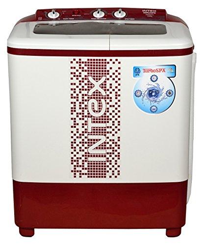 Intex 6.2 Kg Semi-Automatic Top Loading Washing Machine - Wms62Tl