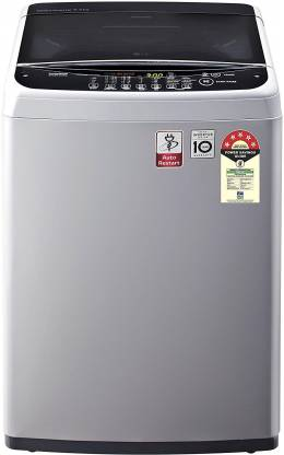 LG 6.5 Kg 5 Star Smart Inverter Fully-Automatic Top Loading Washing Machine (Turbodrum) - T65Snsf1Z
