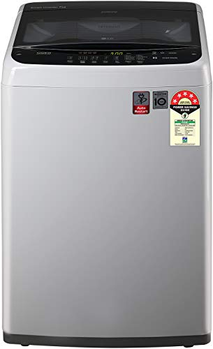 LG 7 Kg Inverter Fully-Automatic Top Loading Washing Machine - T70Spsf2Z