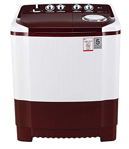 LG 7 Kg Semi-Automatic Top Loading Washing Machine - P7010Rraa