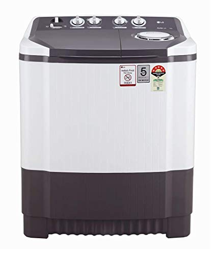 LG 7.5 Kg 5 Star Semi-Automatic Top Loading Washing Machine - P7530Sgaz