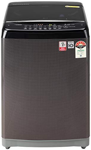 LG 8.0 Kg Inverter Fully-Automatic Top Loading Washing Machine - T80Sjbk1Z