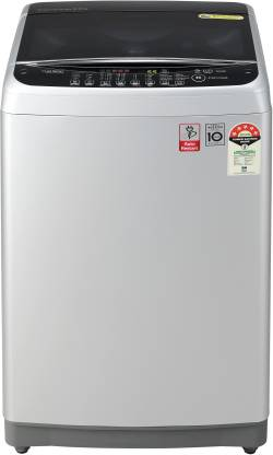LG 8.0 Kg Inverter Fully-Automatic Top Loading Washing Machine - T80Sjfs1Z