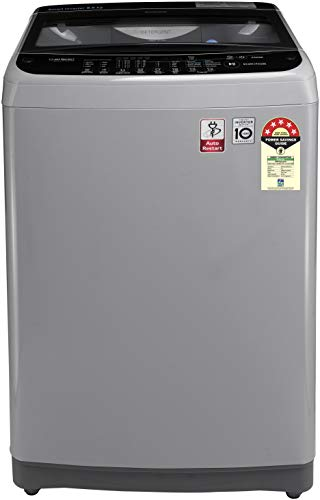 LG 9.0 Kg 5 Star Smart Inverter Fully-Automatic Top Loading Washing Machine (Jet Spray+) - T90Sjsf1Z