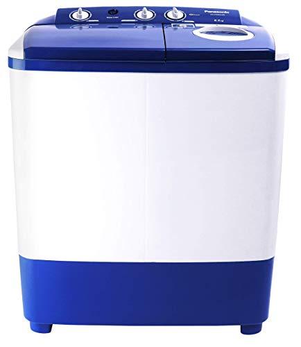 Panasonic 6.5 Kg 5 Star Semi-Automatic Top Loading Washing Machine (Powerful Motor) - Na-W65E5Arb