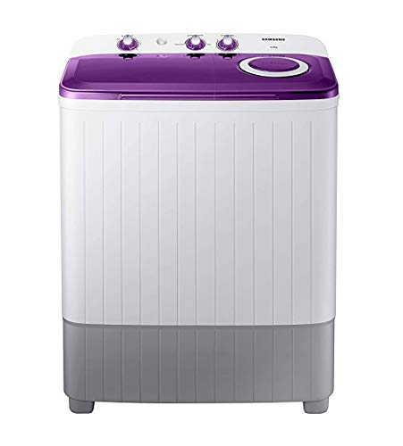 Samsung 6.0 Kg 5 Star Semi-Automatic Top Loading Washing Machine (Center Jet Technology) - Wt60R2000Ll/Tl
