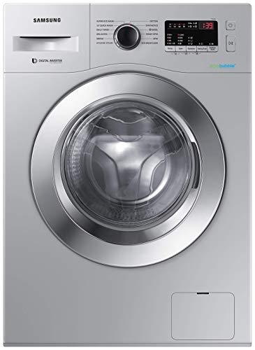 Samsung 6.0 Kg Inverter 5 Star Fully-Automatic Front Loading Washing Machine Hygiene Steam) - Ww61R20Ek0S/Tl