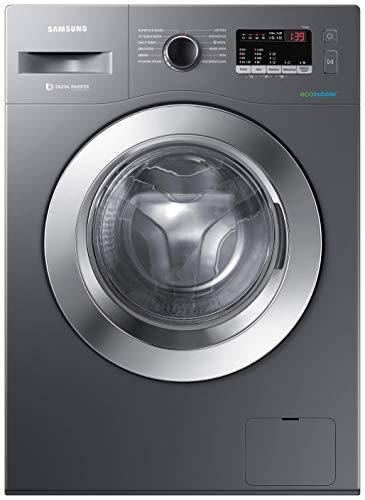 Samsung 6.5 Kg Inverter 5 Star Fully-Automatic Front Loading Washing Machine (Hygiene Steam) - Ww66R22Ek0X/Tl