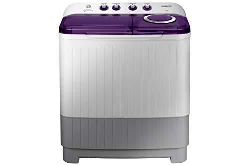 Samsung 7.0 Kg Inverter 5 Star Semi-Automatic Washing Machine (Air Turbo Drying) - Wt70M3200Hl/Tl