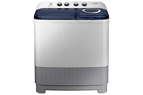 Samsung 7.5 Kg Semi-Automatic Top Loading Washing Machine (Air Turbo Drying) - Wt75M3200Hb/Tl