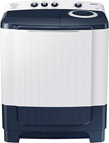 Samsung 8.5 Kg Semi-Automatic 5 Star Top Loading Washing Machine (Hexa Storm Pulsator) - Wt85R4200Ll/Tl