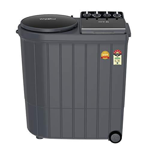 Whirlpool 9 Kg 5 Star Semi-Automatic Top Loading Washing Machine (Scrub Technology) - Ace Xl 93D